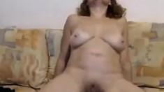 Redhead Mature On Webcam