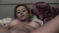 Amateur Blonde Sucks And Fucks In P.O.V.