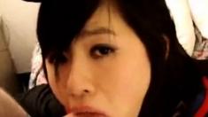 Horny Korean Student Shows Her Bj Skills