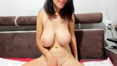 Teen Candy I Flashing Boobs On Live Webcam