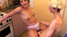 Young Girlfriend Hard Doggystyle