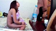 Asian Amateur Girl Caught By Hidden Camera
