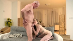 Teen in stockings orgasm and mature casting hd Russian