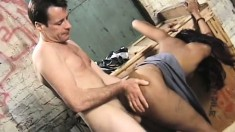 Insatiable babe Jamaica is seduced by passionate white fucker